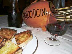 #arrosticini #abruzzesi #vino #Abruzzo #cibo #bevanda