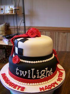 twilight cake - Google Search