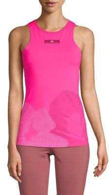 41a8b083d293c adidas by Stella McCartney Hot Yoga Tank Top Athletic Tank Tops