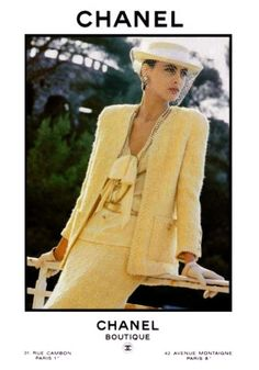 karl lagerfeld 1980s chanel collection - Google Search