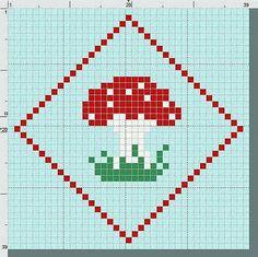 toadstool pattern