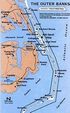 The Outer Banks in North Carolina  One of our favorite places to go!! We would live there if we could.
