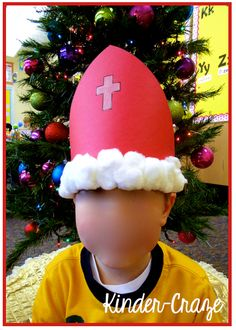 Celebrate St. Nicholas' Day in your kindergarten classroom with these great ideas, including not one but TWO FREE downloads from Kinder Craze!