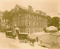 February 11, 1752: First Hospital Founded in American Colonies  Dr