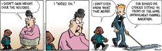 Frazz Comic Strip, January 03, 2014 on GoComics.com