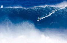 Jason Polakow at Jaws - Maui