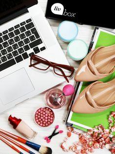 Maaliskuun 2016 LivBox sisältää bloggaajien suosikkituotteita!