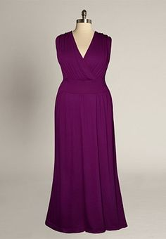 Plus Size Portofino Dress - perfect for plus size me