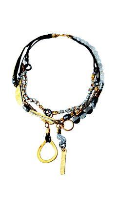Ottoman Jewellery Necklace