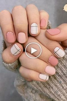 Cool Amazing Spring Nail Art Designs Ideas To Try In 2019 Loading. Cool Amazing Spring Nail Art Designs Ideas To Try In 2019 Cute Nail Art Designs, Short Nail Designs, Nail Designs Spring, Gel Nail Designs, Simple Nail Designs, Cute Spring Nails, Spring Nail Art, Cute Simple Nails, Pretty Nails