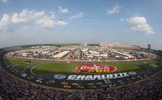 Charlotte Motor Speedway to watch Nascar. It was on my bucket list to go once. Television is way better if you can deal with the commercials.