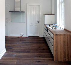 Mejlborg, renoveret køkken