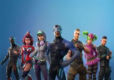 This file was taken from the video game Fortnite or from websites created and owned by Epic Games, the copyright of which is held by Epic Games. All trademarks and registered trademarks present in the image are proprietary to Epic Games. The use of such files are believed to qualify as fair use...