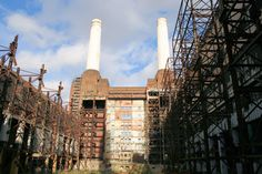Finally something will be done with it! Battersea Power Station Revamp To Begin in 2013
