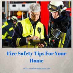 Home Fire Prevention Tips - #fireprevention #homesafetytips