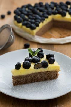 Borůvkový koláč s vanilkovým pudinkem 1, Foto: FTV Prima / Tomáš Svoboda Svoboda, Waffles, Breakfast, Food, Morning Coffee, Essen, Waffle, Meals, Yemek
