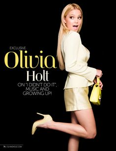 Exclusive Interview - Olivia Holt on 'I Didn't Do It', Music and Growing Up! - Full story: http://www.glamoholic.com/27/74.html - Buy a printed copy of this issue: http://www.glamoholic.com/order - #oliviaholt #IDidntDoIt #disney #glamoholic #magazine #celebrities