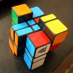WitEden 2x3x4 Camouflage Cube Black Body - Calvin's Puzzle, V-Cube, Meffert's Puzzle, Neocube, Twisty Puzzle online store