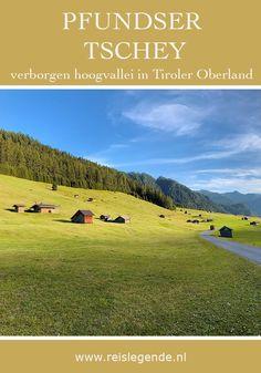 Pfundser Tschey, één van de mooiste valleien in Oostenrijk - Reislegende Desktop Screenshot, Legends, Viajes