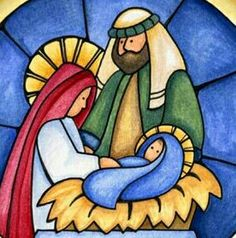 Best 12 Mary, Joseph, and Baby Jesus outline – Page 842665780251484060 – SkillOfKing. Christmas Pebble Art, Stained Glass Christmas, Christmas Art, Christmas Decorations, Sta Rita, Virgin Mary Art, Christmas Nativity Scene, Catholic Art, Christmas Paintings