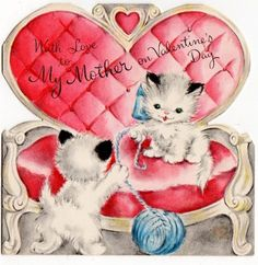 kittens for Valentine's Day