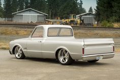69 C10 I've always wanted a Chevy truck