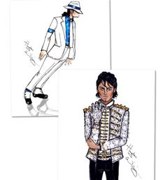 Michael Jackson 5th Anniversary by Hayden Williams