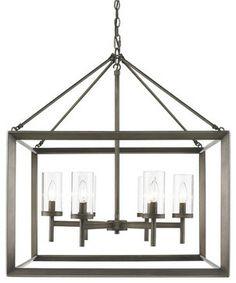 Golden Lighting Smyth 6 Light Chandelier modern chandeliers