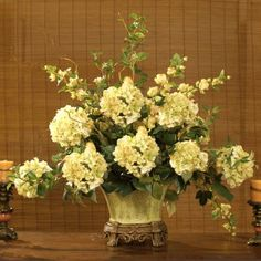 How to make your own silk flower arrangements | Home Decor ...