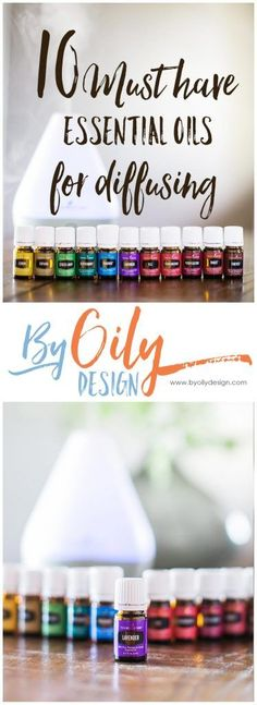 10 must have essential oils for diffusing. How to use essential oils in everyday…