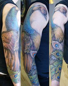 shawn hebrank . minnesota tattoo artist