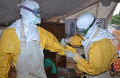 Ebola still 'flaming' in parts of Sierra Leone, Guinea: UN The worst ever Ebola outbreak has left more than 6,300 people dead worldwide, nearly all in Sierra Leone, Guinea and Liberia