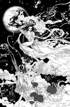 Manga La novia del Dios del agua Capítulo 81 Página 5