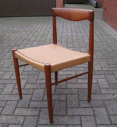 Danish Chair by H. Klein for Bramin, for sale at Pamono
