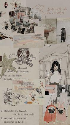 Soft Wallpaper, Graphic Wallpaper, Iphone Wallpaper Tumblr Aesthetic, Bear Wallpaper, Iphone Background Wallpaper, Aesthetic Pastel Wallpaper, Scenery Wallpaper, Kawaii Wallpaper, Galaxy Wallpaper