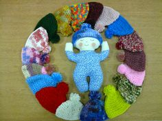 JUD artes: Bonequeiras sem Fronteiras...