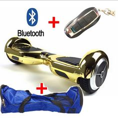 Samsung battery 2 wheels self balance electric skateboard 6.5 inch mini electric hoverboard with remote/bluetooch/bag with UL CE