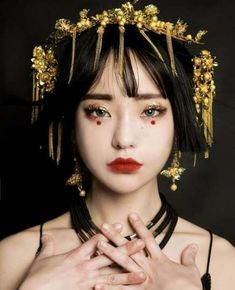 wow she's so pretty idk wat 2 du wif lyf ahkneemore wow sie ist so hübsch idk wat 2 du wif lyf ahkneemore Beauty Photography, Portrait Photography, Fashion Photography, Couple Photography, Geisha, Art Indien, Chinese Makeup, Girl Fashion Style, Woman Style