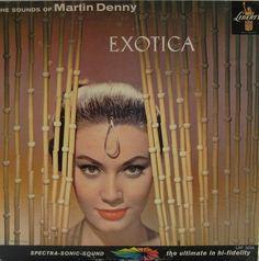 Exotica — Martin Denny #vintage #vinyl #records