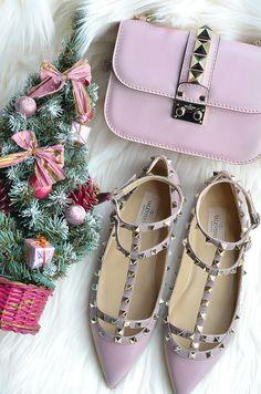 Baby Pink Valentino - Style // Fashion // Beautiful People