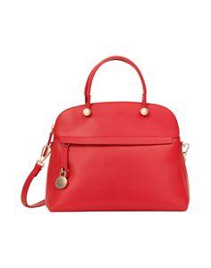 FURLA . #furla #bags #shoulder bags #hand bags #leather #satchel #