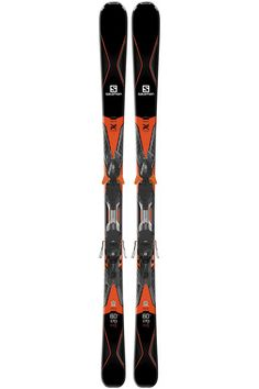 A popular ski in the Salomon Lineup the XDrive Ti does not disappoint. waist width and a meter turn radius means that the Salomon XDrive is light, snappy and fast. Carving Skis, Ski Bindings, Ski Gear, Alpine Skiing, Lineup, Basin, Gifts For Him, Best Gifts, Mountain