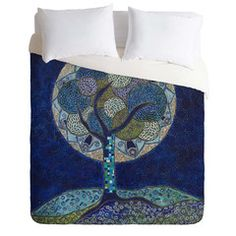Terry Fan Reincarnate Duvet Cover | DENY Designs Home Accessories