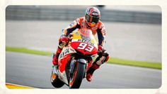great braking Marquez