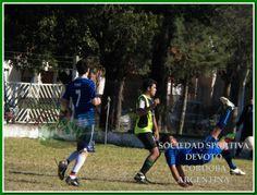 Toda la información e imágenes de la Jornada del Fútbol Amateur de SSD disputada este Sábado 14 de Junio la encontras en nuestra Página oficial http://futbolamateurssd.blogspot.com.ar