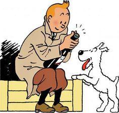 Tintin et Milou vont fêter ça.
