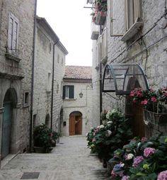 Il borgo di Ferrazzano per una piacevole passeggiata   Molisiamo