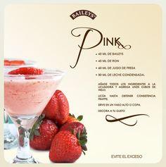 Pink Baileys