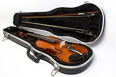 Molinari Case  44 Size Violin or 14 Viola  Thermoplastic Hard Shell -- See this great product.Note:It is affiliate link to Amazon.