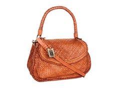 Frye Norah Woven Satchel - would buy this right now if it wasn't $898!